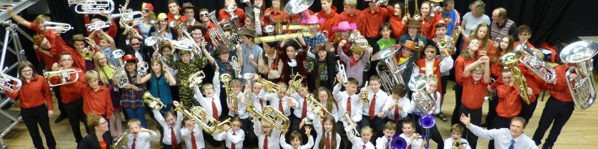 3 bands Brooksbank Xmas 2015
